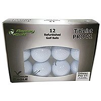 Best Buy Deal: 12-Ct Replay Golf Titleist Pro V1 Golf Balls (Refurbished) $9.99 + FS