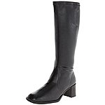 Aerosoles A2 Stretch Knee High Riding Boots (Black or Brown) - $20 shipped