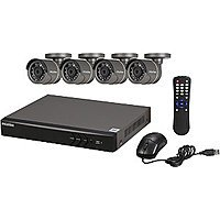 Newegg Deal: LaView LV-KH944FT4A8 Premium 1080p/720p HD DVR 4 Channel TVI Security System w/ 4 HD 720p Night Vision Outdoor Camera $179.99 @ Newegg