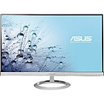 "Asus 27"" 1080p Widescreen LED Backlit LCD Monitor (MX279H) - refurbished $175"