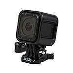 GoPro Hero Session $375 Hero4 Silver $361 Hero4 Black #431  @ Newegg with Visa Checkout -$25.00 free shipping