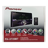 Newegg Deal: Pioneer FH-X720BT CD Receiver with Bluetooth - OEM (+filler using VCO) $92 w/Free shipping @ neweggflash.com