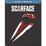 Scarface (Blu-ray Disc) (Steel Book) (Limited Edition) $5