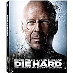 Die Hard: 25th Anniversary Blu Ray Collection for @19.96