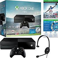 Frys Deal: Xbox one 1TB + Madden 16 Pre-Order + One year EA Access - $399 + No Tax - Fry's Daily Deal