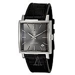 Zenith Men's New Vintage 1965 Stainless Steel Automatic Watch w/ Alligator Strap $2128 + Free Shipping