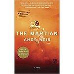Andy Weir: The Martian (Kindle Edition) $1.99  (& more Paula Hawkins/Gillian Flynn/John Green)~ Amazon