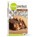 Zone Perfect Nutrition Bar - Fudge Graham - 12 Count - $7.25 AC & S&S ($6.17 AC & 5 S&S Orders) - AMAZON PRIME MEMBERS