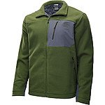 The North Face Men's Chimborazo Full-Zip Fleece in Scallion Green (S,M,L ONLY) $39.97 + FREE SHIPPING @ Sports Authority