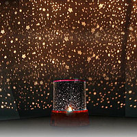 Deal: Mini Star Night Light $5 + Free Shipping