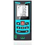 Etekcity S9 Class II Laser Distance Measurer Meter Kit (130ft./40m) $39.99 AC FS @amazon