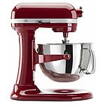 Kitchenaid KP26M1X Pro 600 Stand Mixer 6-qt Super Big Large Capacity Many Colors (Refurb) $200