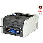 Brother HL-3170CDW Wireless Color Laser Printer. 154.99 w/promo code (2.99 shipping)