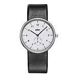 Braun Men's Classic Analog Display Quartz Watch on Amazon. $119.