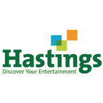 goHastings - 40% off when buying 3 or more USED Movies, Music, Books, and Games + S/H