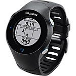 Refurbished Garmin Forerunner 610 Touchscreen GPS Watch with HRM $110 + Free Shipping