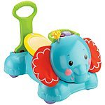 Fisher-Price 3-in-1 Bounce, Stride and Ride Elephant $27.79 + Free Store Pickup @ Walmart