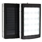 Portable Solar Charger+Multi-Function, Black with 20W LED Lights, 7000mAh. $19.54 +Free Ship Fulfilled by Amazon Expires 8/8/15