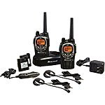 Midland GXT1000VP4 36-Mile 50-Channel FRS/GMRS Two-Way Radios $50.00, Free Shipping w/Prime from Amazon.com