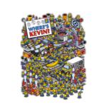 Tee Fury: Where's Kevin? Designed Tee-Shirt - $14 Shipped