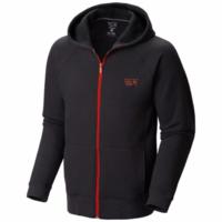 Mountain Hardwear Deal: Mountain Hardwear: Men's Logo Full Zip Hoodie - $34 Plus Free Shipping with Elevated Rewards Sign Up (free)