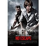 """""""No Escape"""" Free Nationwide Screening on 8/19 for AMC Stubs Members"""