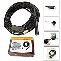 Amazon Deal: CrazyFire Endoscope USB Snake Inspection Camera Waterproof Borescope $18.39 Free shipping Amazon