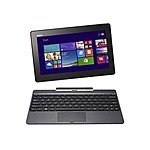 "Asus Transformer T100TA-C1-GR 10.1"" Detachable 2-in-1 Touchscreen Laptop/Tablet with 64GB Internal Storage Refurbished - $180 + $5 shipping"
