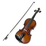 Monoprice: 4/4 Flamed Maple Violin $71.11 + Shipping