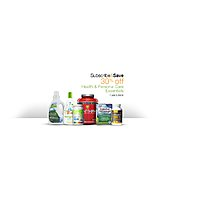 Amazon Deal: 45% off (30%+15% S&S) on Health & Personal Care Essentials @ Amazon