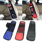 Car Seat Chair Side Bag Organizer Collector Storage Multi Pocket Holder Bag from $2.55 with free shipping at ebay