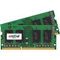 Amazon Deal: Crucial 16GB SODIMM kit for Mac 1600MHZ DDR3 PC3-12800 $75 FS @ Amazon