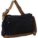 Vagabond Traveler Casual Style Canvas Messenger Bag $61.99 + fs @ebags.com