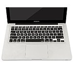 Mosiso Keyboard Cover Silicone Skin for MacBook Air and MacBook Pro $4.90 at Amazon