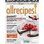 Saveur Magazine or Allrecipes Magazine $4.99 per year