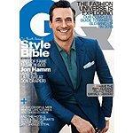 GQ Magazine $4.99/yr, Popular Science $4.99/yr, Playboy $6.99/yr