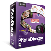 Cyberlink Deal: PhotoDirector 5 Deluxe Photo Editing Software (Digital Download)