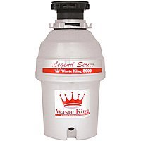 Amazon Deal: Waste King L-8000 Legend Series Garbage Disposal