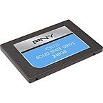 PNY CS1100 SATA III Solid State Drive SSD: 480GB $115 or 240GB  $55 + Free Shipping