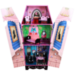 Teamson Kids Vampire Villa Coffin Doll House - $70 + Free Shipping