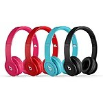 Beats Solo HD Drenched Headphones with Mic $119.99 + FS @ Groupon