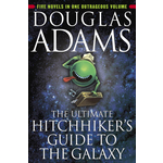 The Ultimate Hitchhiker's Guide to the Galaxy (Digital eBook Download)  $4