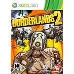 Borderlands 2 (Xbox 360) Email Download Code $3.75