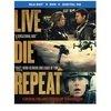 Live Die Repeat: Edge of Tomorrow (Blu-ray + DVD + Digital HD)  $12 + Free Shipping