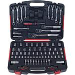 Stalwart 135-Piece Hand Tool Set Garage and Home - $50.00 + Free Shipping