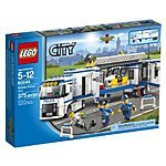 LEGO City Police Mobile Police Unit $31.99@amazon