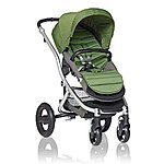 Britax Affinity Stroller, Silver/Cactus Green $299+ free shipping@ Amazon
