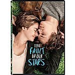 The Fault in Our Stars DVD $7.99, Blu-ray for $9.96