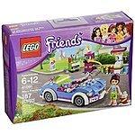LEGO Friends 41091 Mia's Roadster $11.99@ amazon
