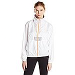 Columbia Women's Flashback Windbreaker white from $14.50@ amazon